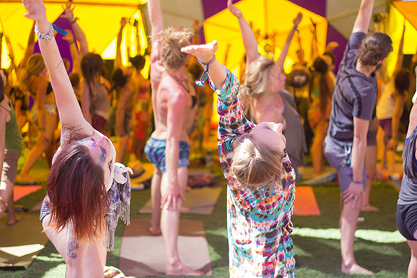 Symbiosis Gathering 2016 Yoga