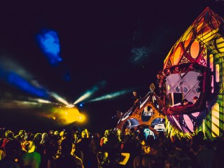 Symbiosis Gathering 2015 Woodward Reservoir SG15 Grotto by Hoodie & Rob Bell