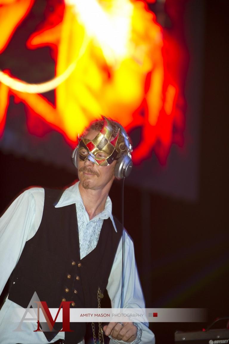 Boogiemeister at Symbiosis Gathering 2016