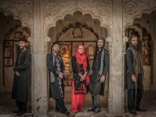 Fanna-Fi-Allah Sufi Qawwali at Symbiosis Gathering 2016
