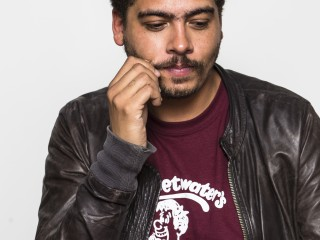 Seth Troxler at Symbiosis Gathering 2016