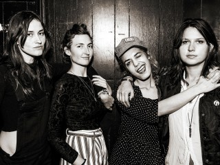 Warpaint at Symbiosis Gathering 2016