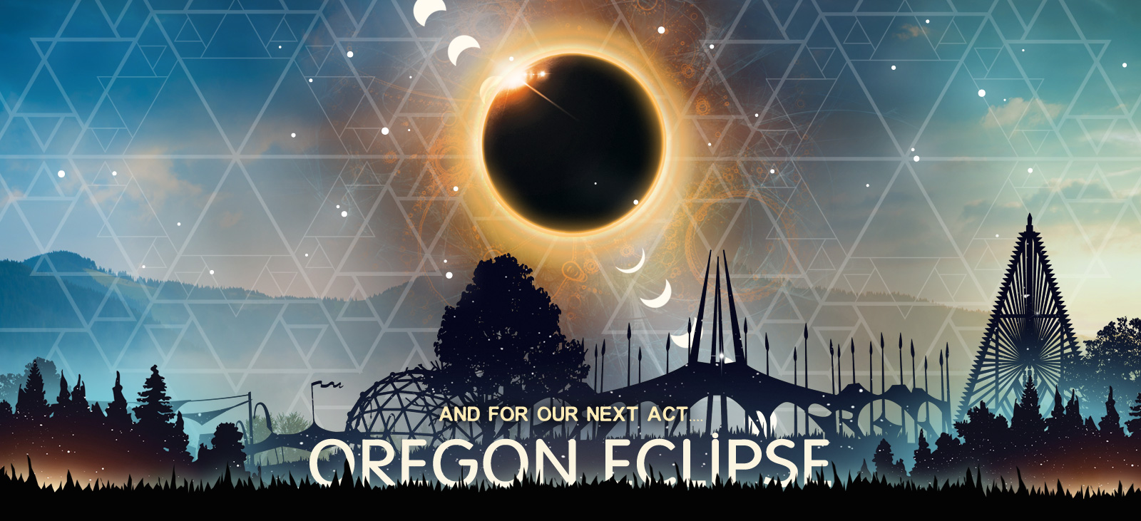 Oregon Eclipse 2017