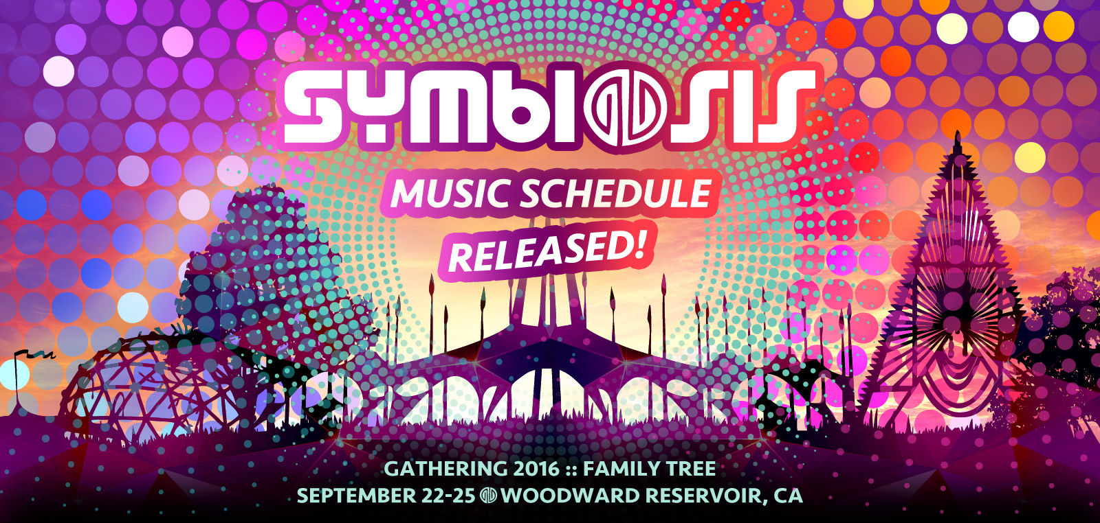Symbiosis Gathering Music Schedule Released