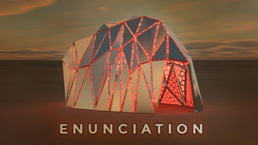 enunication